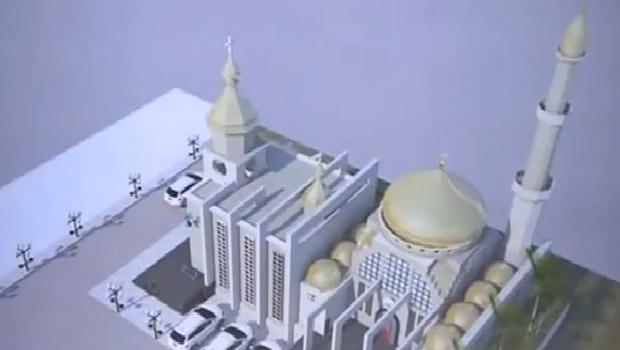 mecset és templom