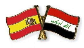 spanyol iraki flag