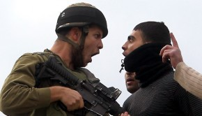 izraeli vs palesztin