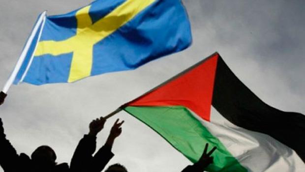 svéd palesztin
