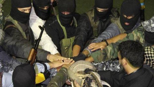 terroristák
