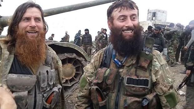 csecsen terroristák