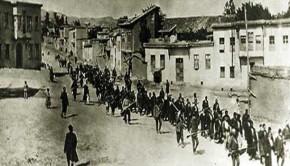 örmény deportálás