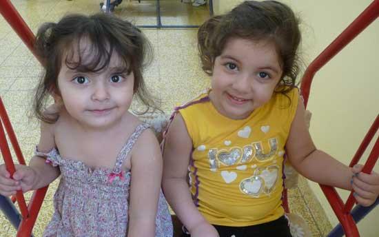 Sötét jövő vár rájuk - szíriai gyerekekTartuszban CSI