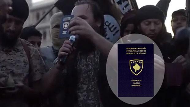 kosovo isis