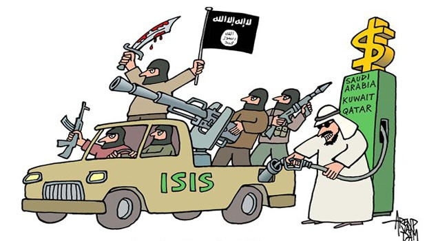 to isis