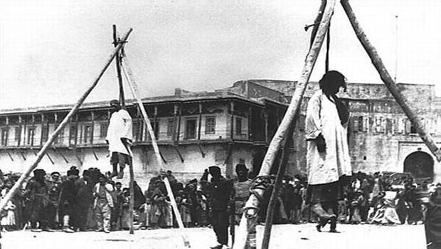 örmény népirtás