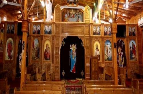 Raffael Arkangyal kopt templom