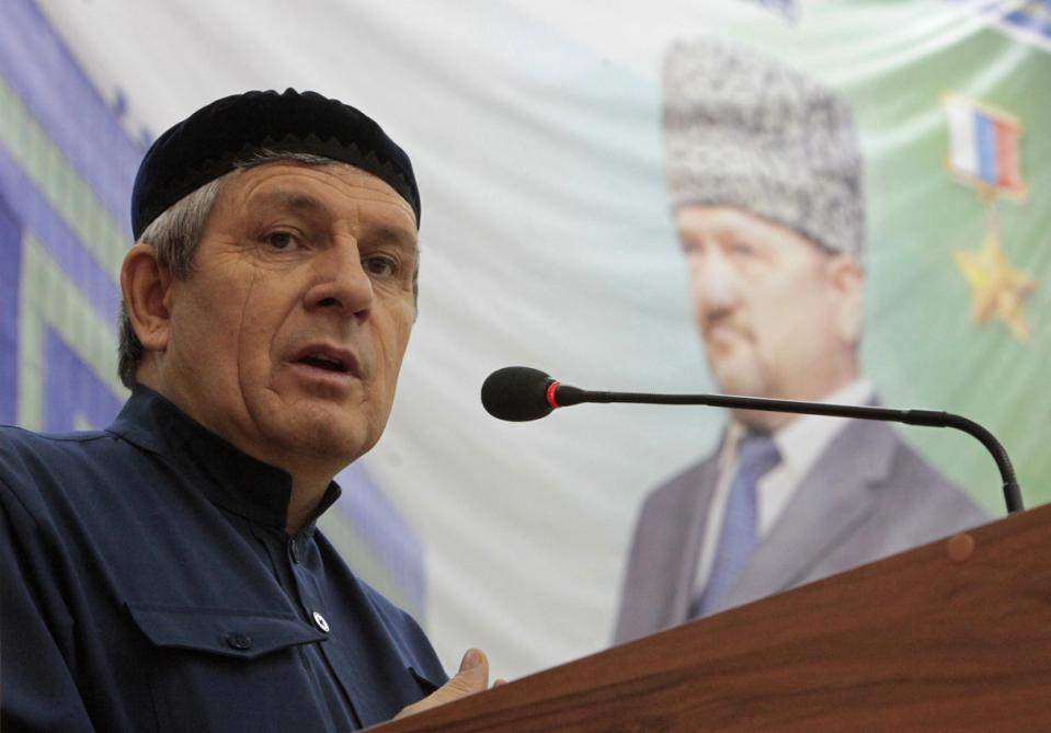 Dukuvakha Abdurakhmanov