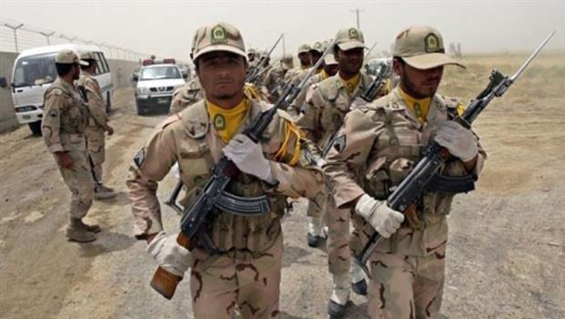 iráni határőrök