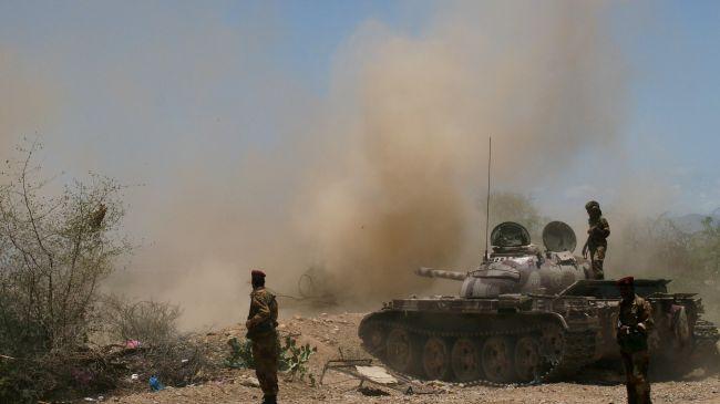 jemeni hadsereg az alkaida ellen