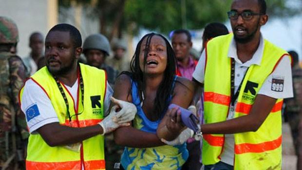 kenyai mészárlás