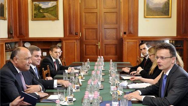 magyar -egyiptomi tárgyalás