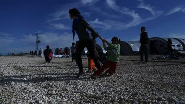 nágó menekültttáborban