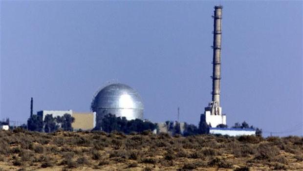 negev israel atom