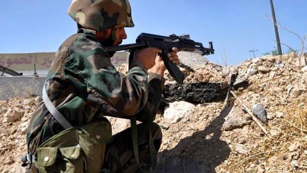 syria army 129