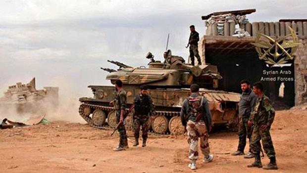 syria army 345