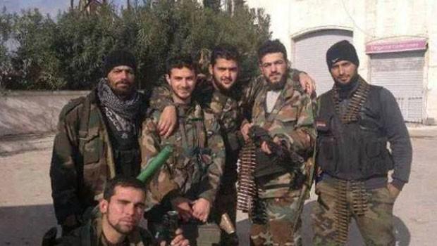 syria army 765