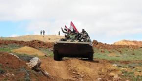 syria army zabadani