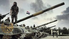 syrian  army 3456