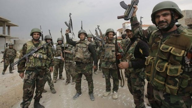 Rebels' offensive on Syrian army deadlocked in Ghouta