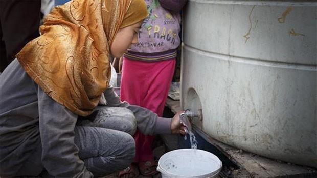szíriai menekült libanonban