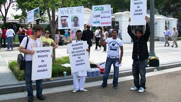 szaúdi demokrácia