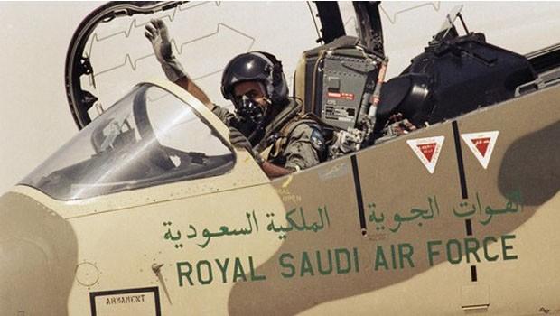 szaúdi vadészgép