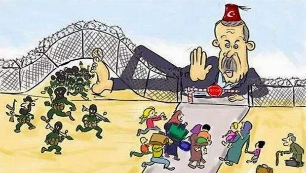 turkey export terrorism