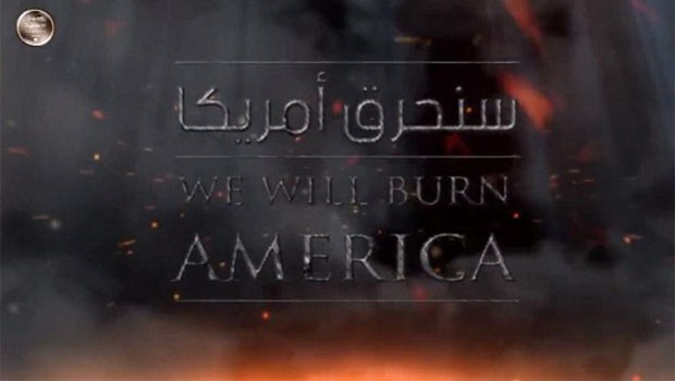 we will burn amerika