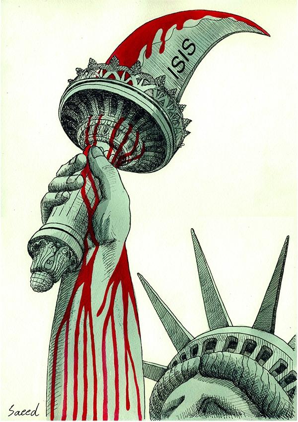 Saeid Sadeghi rajza Iránból