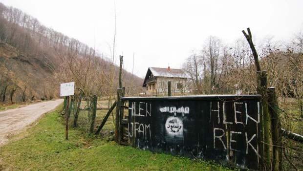 bosnia isis
