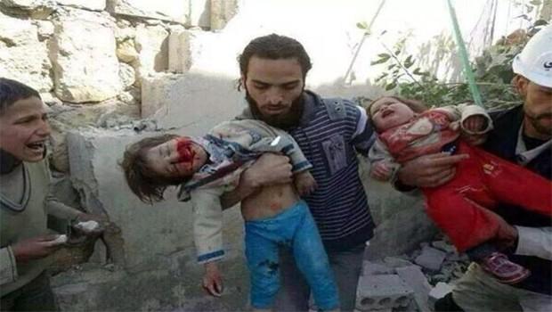 gázai népírtás