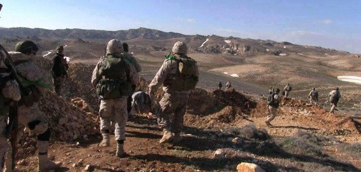 hezbollah in qalamun