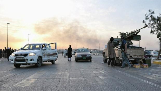 isis líbia