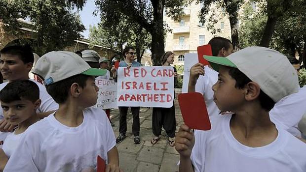 izrael rasizm