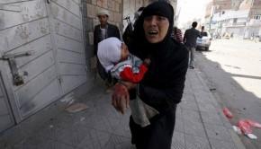 jemeni bombázás