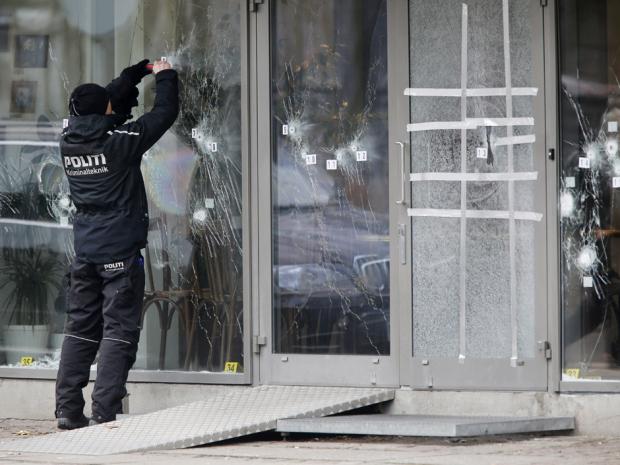 APTOPIX Denmark Shots