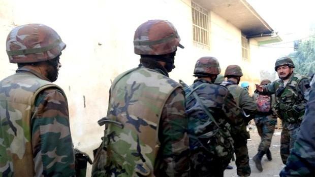 syria army 491