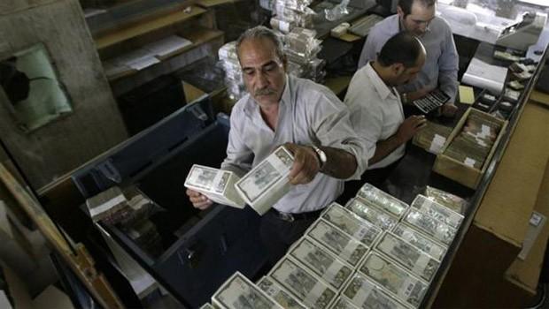 szíriai nemzeti bank
