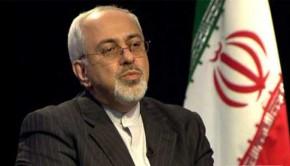 Mohammad Javad Zarif iráni külügyminiszter