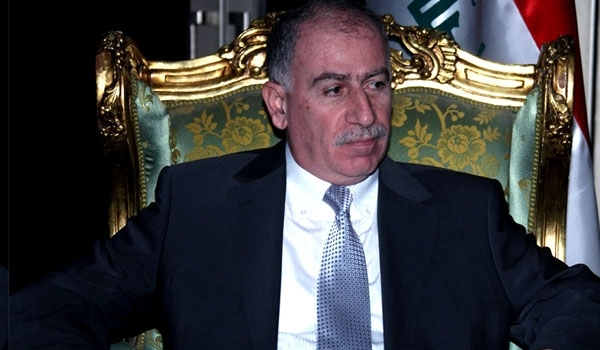 Oszama al-Nujaifi, korábbi iraki parlament szóvivő