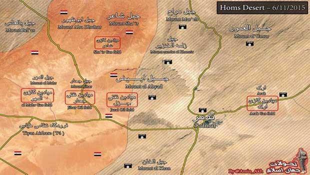 homs desert