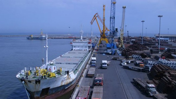 iráni kikötő