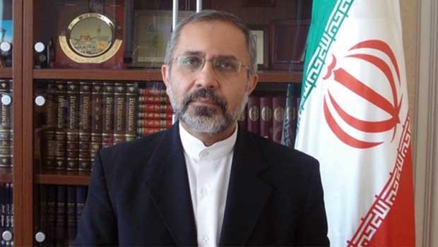 iráni nagykövet