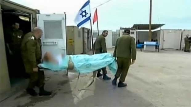 izrael help nusra