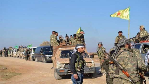 kurd ypg