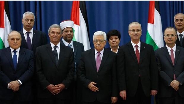 palestine goverment