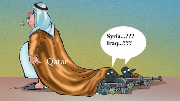 qatar isis