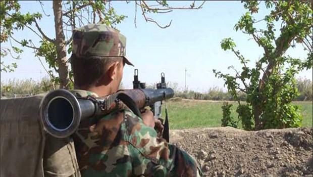 syria army daraa